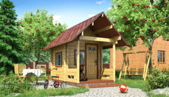 Проект Детский домик