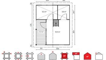 План проекта Sabina 7063