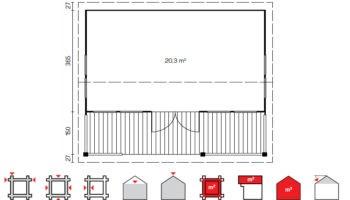 План проекта Laura 7061