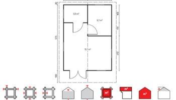План проекта Eva 7055