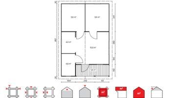 План проекта Gloria 7085