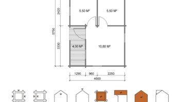 План проекта Miranda 109